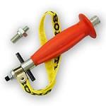 Kong Hand - Drill M8 -10 (RUBBER)