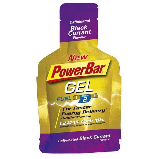 Powerbar Powergel Blackcurrent & Caffeine (1 serv) -