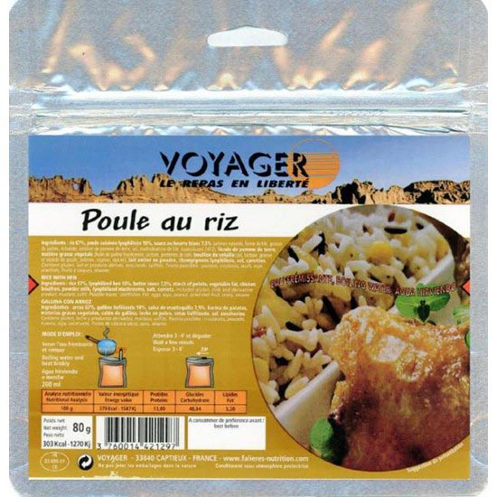 Voyager Chicken Rice -