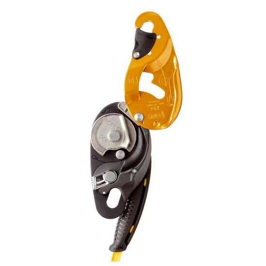 Petzl I'D 10 - 11.5 mm - Photo of detail