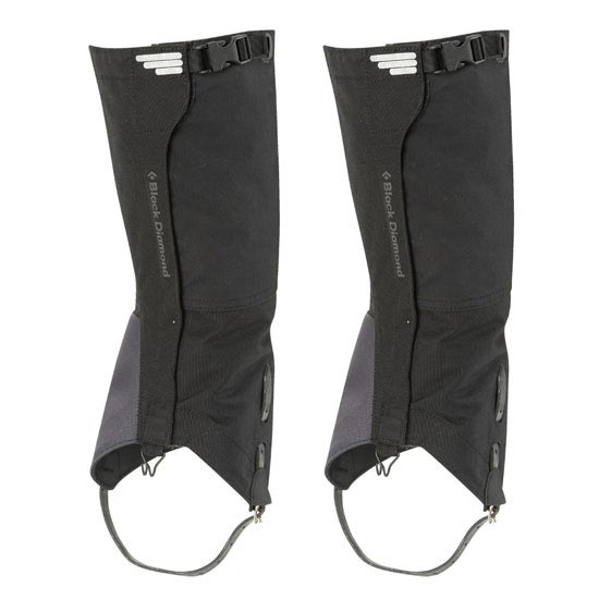 Black Diamond Alpine Gaiter - Negro