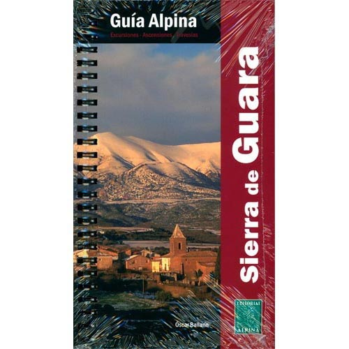 Ed. Alpina Guía Sierra de Guara -