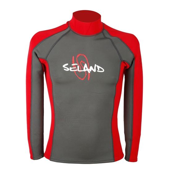 Seland Pukhet - Red/ Grey