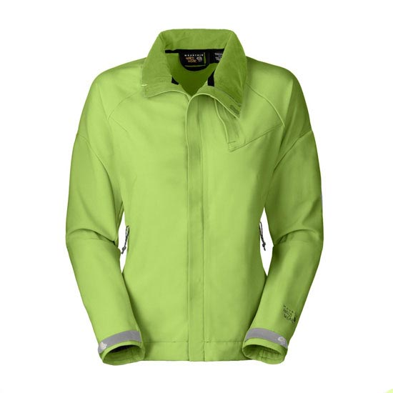 Mountain Hardwear Callisto Jacket  W - Grasshopper
