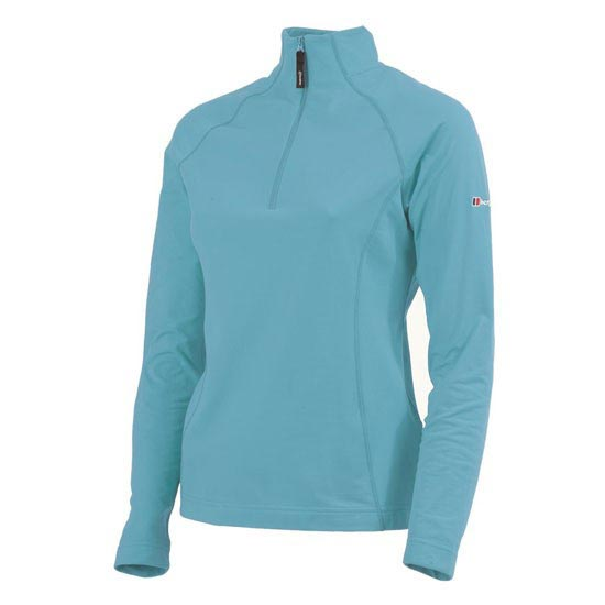 Berghaus Trek Stretch Top W - Turquesa