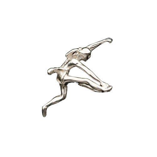 Fixe Silver Climber Pendant -