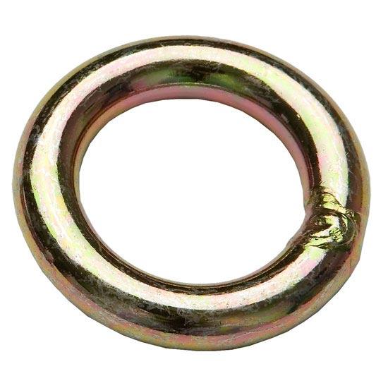 Fixe Verschweißter und verzinkter Ring -
