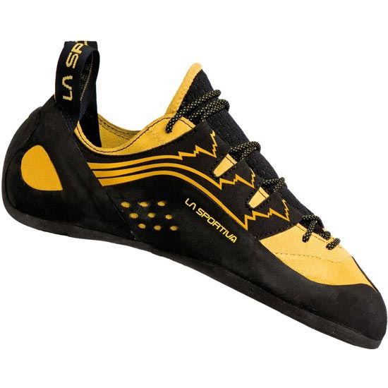 La Sportiva Katana Laces - Yellow/Black
