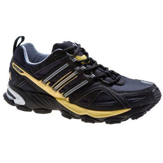 Adidas Response Trail 16 - Dark Shale/Black/Gold