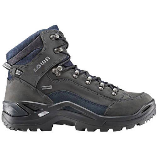 Lowa Renegade GTX Mid - Dark Grey/Navy