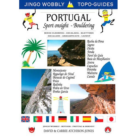 Ed. Jinglo Wobbly Portugal Sport Onsight Boulder -