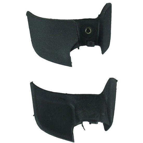 Julbo Set protections latérales Bivouak 383 Noir -