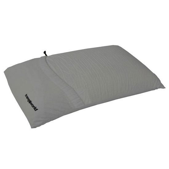 Trangoworld Nature Pillow - Grey