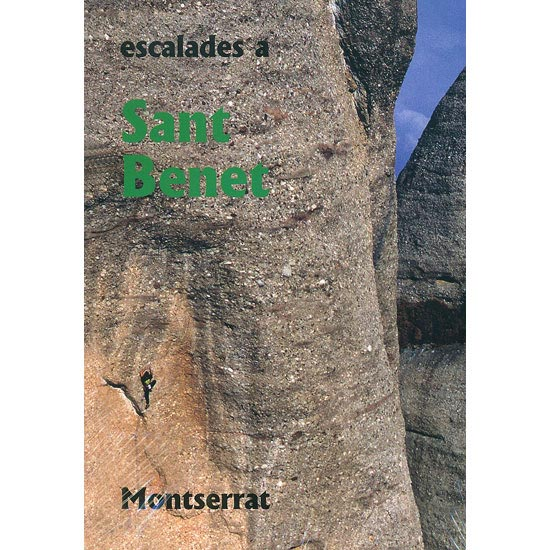 Ed. Toni Cugat Escalades a Sant Benet Montserrat -
