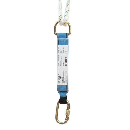Irudek Energy Aborber with Y  Rope Lanyard (363) - Photo of detail