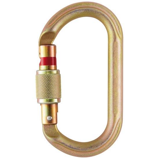 Petzl Oxan Screw-Lock - Photo of detail