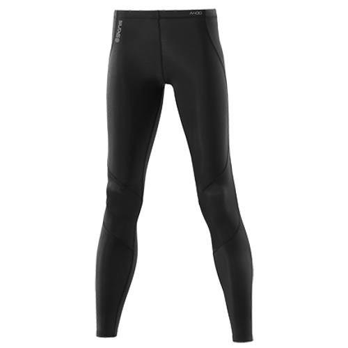 Skins A400 Active Long Tights W - Black/Silver