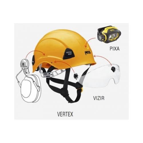 Petzl Vertex Best New - Photo de détail
