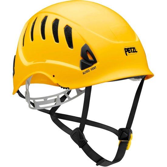 Petzl Alveo Vent - Yellow