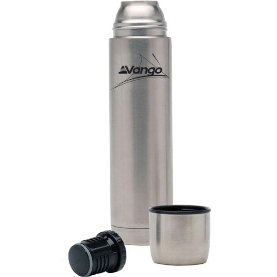 Vango Vacuum Flask 1L - Steel