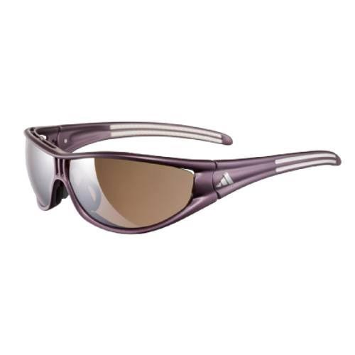 Adidas Eyewear Evil Eye S Purple Met LST Contrast -