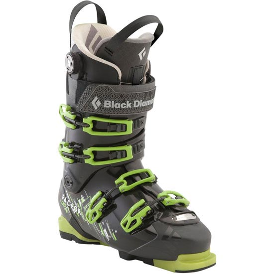Black Diamond Factor 130 - Noir / Vert