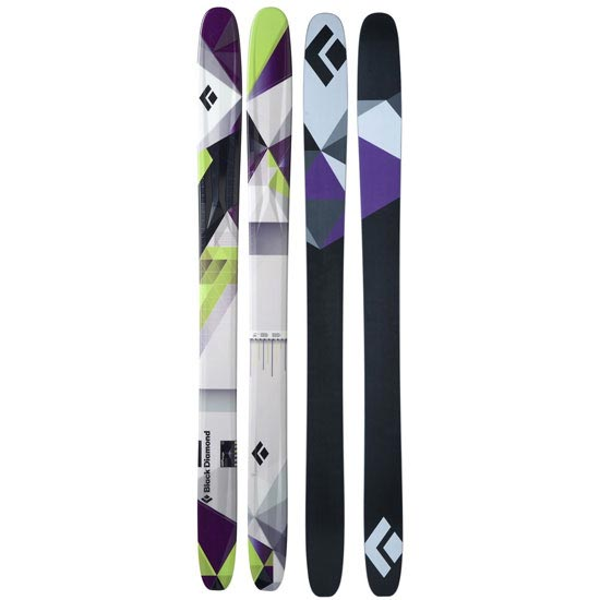 Black Diamond AMPerage Ski -