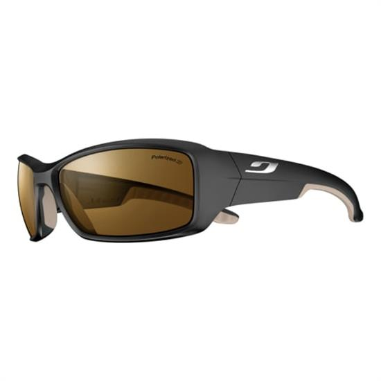 Julbo Run Polarized 3 - Matt Black/Grey
