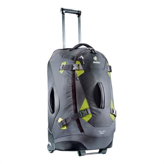 Deuter Helion 80 - Black-Moss