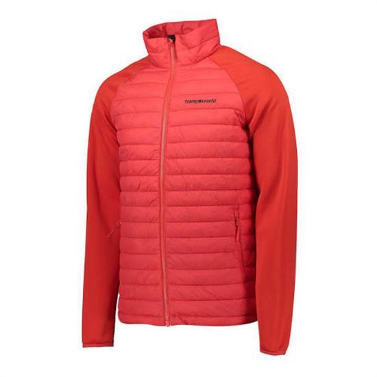 Trangoworld Panke Jacket - Rojo/Negro