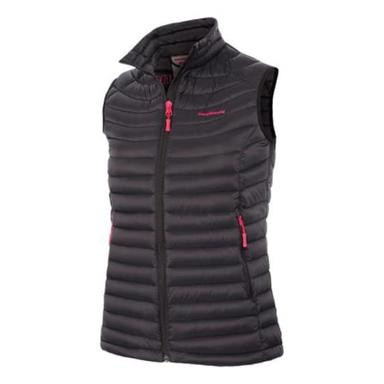 Trangoworld Saloria Vest W - Negro