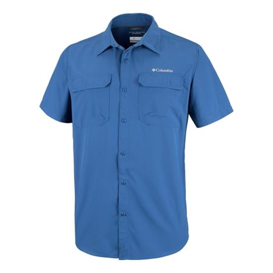 14dc005f657 Columbia Silver Ridge II SS Shirt - Short-Sleeved - Shirts - Men's ...