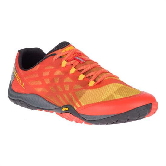 GLOVE 4 Chaussures de running tropical punch