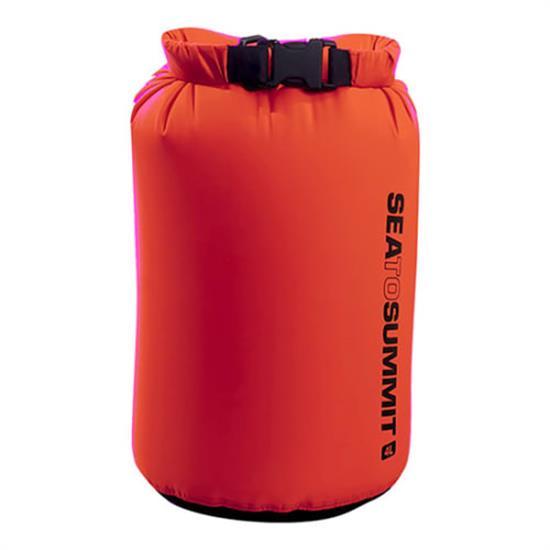 Sea To Summit Lightweight 70D Dry Sack 8 L - Rojo
