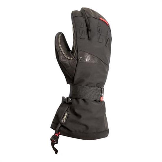 Millet Expert 3 Fingers GTX Glove - Black/Noir