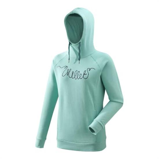 Millet Line Rope Sweat W - Agate Green