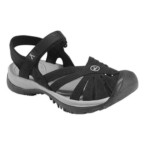 Keen Rose Sandal W - Black/neutral Gray