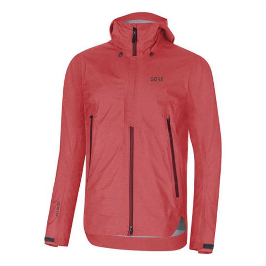 Gore Gore H5 Gtx Active Hooded Jacket - Red