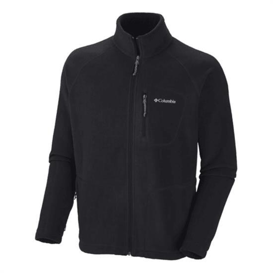 Columbia Fast Trek Light Full Zip Fleece - Black