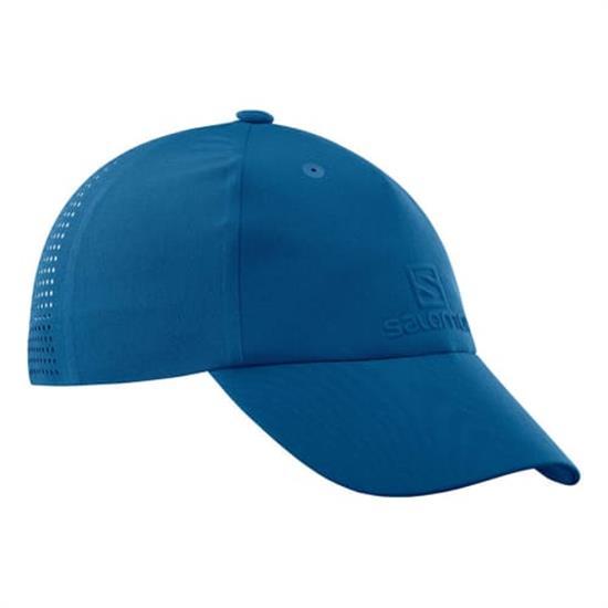 1cade477 Salomon Elevate Logo Cap W - Caps - Hats & Neck Gaiters - Women's ...