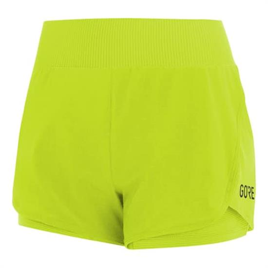Gore Gore R7 2in1 Shorts W - Citrus Green