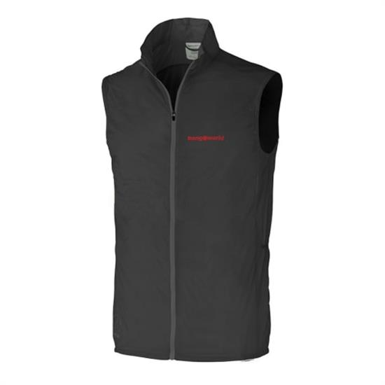 Trangoworld Fago Vest - Negro/Rojo