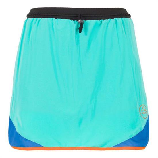La Sportiva Comet Skirt W - Aqua/marine Blue
