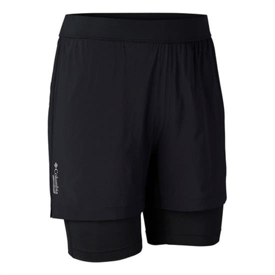 Columbia Titan Ultra II Short - Black
