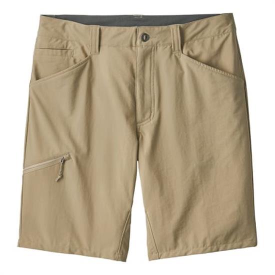 Patagonia Quandary Shorts - 10 In. - El Cap Khaki