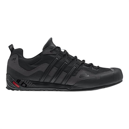 Adidas Terrex Swift Solo Negro1/negro1/plomo -