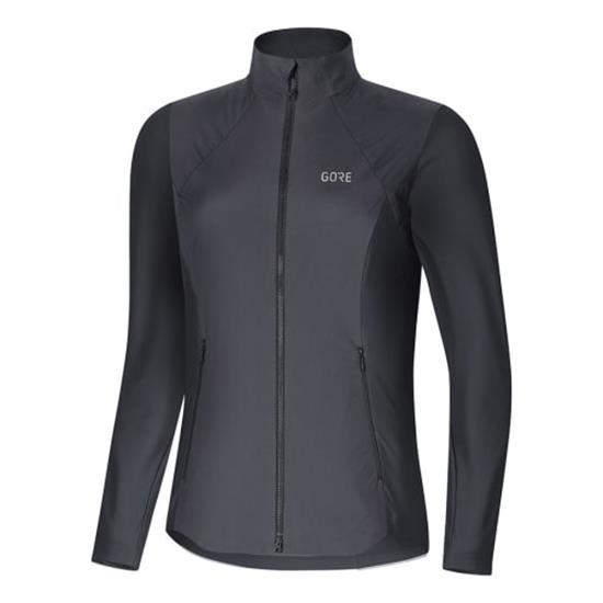 Gore R5 Gore  Ls Shirt W - Terra Grey/black