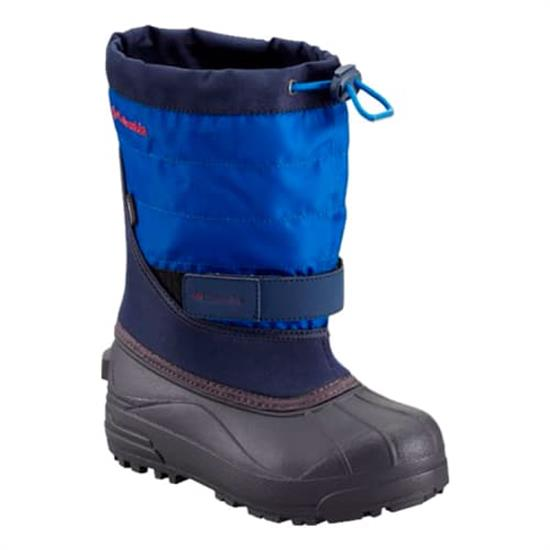 Columbia Powderbug Plus II Youth - Colle Navy/Chili