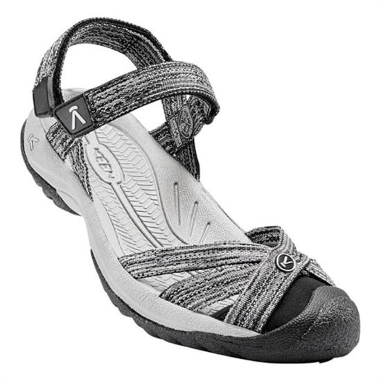 Keen Bali Strap W - Neutral Gray/Black