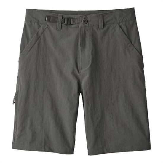 Patagonia Stonycroft Shorts - 10 In - Forge Grey